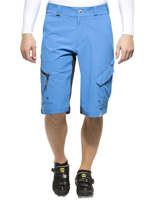 Mavic CrossMax Short Set Men screen blue